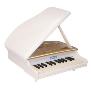 カワイ ミニグランドピアノ(ホワイト:1118)|izumi