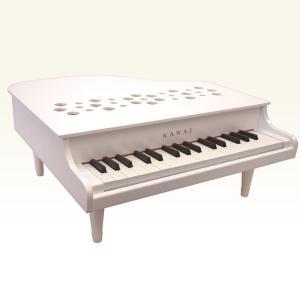 新型 カワイ ミニピアノ P-32(1162:ホワイト)|izumi