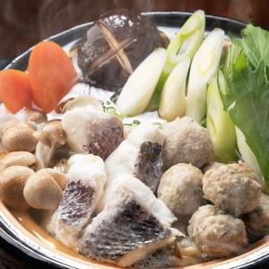 鹿児島県産真鯛の鍋セット 2人前|izumida-sengyo
