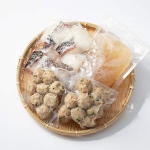 鹿児島県産真鯛の鍋セット 2人前|izumida-sengyo|02