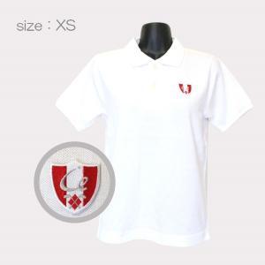 ゴルフウエア 綿100% 厚手 半袖ポロシャツ 刺繍ワッペン レッド   シャツカラー:ホワイト・ブラック サイズ:XS〜XXL メンズ・レディース ゴルフ ラウンド|izumigolf