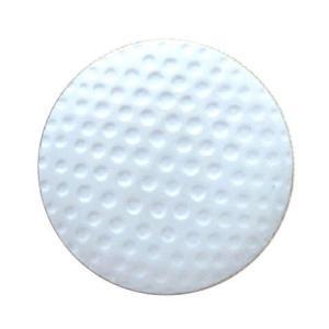 ゴルフボールマーカー ゴルフボール型 ホワイト ハットクリップ付 navikaナビカ izumigolf