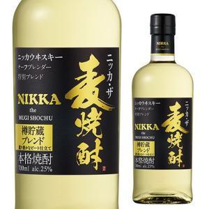 本格焼酎 ニッカ・ザ 麦焼酎 25度 700ml 東京都 ニッカ 乙類 4合 瓶 長S