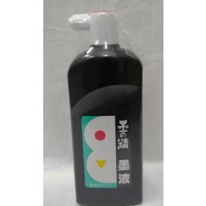 墨運堂 墨の精 普通液 450ml izumowashi
