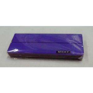 文鎮ツイン(2本セット) 青紫 izumowashi