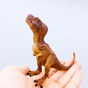 手のひらサイズ 恐竜フィギア(プテラノドン、ティラノサウルス)| リアル 恐竜おもちゃ 子供の恐竜遊び 誕生日プレゼント インテリア|izushabotenhonpo