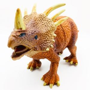 恐竜フィギア スティラコサウルス | パラサウロロス プテラノドン ティラノサウルス ステゴサウルス ティラノサウルス|izushabotenhonpo