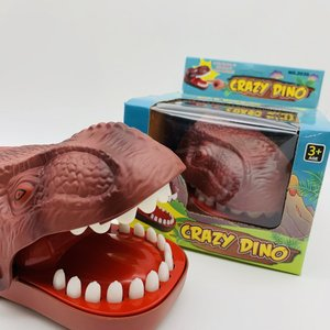 クレージーディノ | 恐竜 きょうりゅう おもちゃ どきどき ハラハラ|izushabotenhonpo