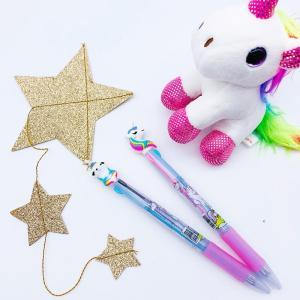 ユニコーンペン | ユニコーン ペン カラーペン ボールペン カラフル 3色ペン ファンシー|izushabotenhonpo