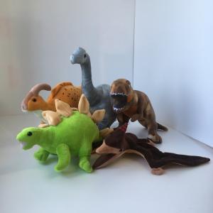 ぬいぐるみ恐竜 | パラサウロロス プテラノドン ティラノサウルス ステゴサウルス|izushabotenhonpo