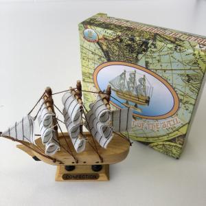 海賊船(小)  海賊 パイレーツ 船 おもちゃ インテリア izushabotenhonpo