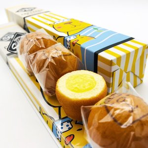 【オリジナル】カピバラ コロコロ人形焼 | ご当地 お菓子 イラスト 焼印 カピバラ 可愛くておいしい|izushabotenhonpo