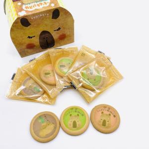 伊豆シャボテン本舗 カピバラクッキー  限定 パッケージ かわいい クッキー お菓子 カピバラ どうぶつ サクサク ご当地 お土産|izushabotenhonpo