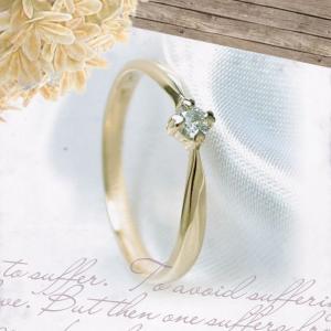 K18 レディース リング メンズ イエローゴールド ダイヤモンド 指輪 リング シンプル 男性 女性 ペア にも 大きいサイズ マリッジ 可愛い おしゃれ|j-fourm