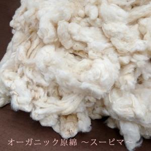 【送料無料対象外】オーガニック原綿・スーピマ(1kg)【他商品との同梱不可】|j-gift