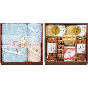 今治タオル&和菓子詰合せ(お名入れ)(IMW-70)(19sm_7048-57)|j-gift