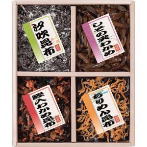 廣川昆布 御昆布 佃煮4品詰合せ(J-15)(19sr_7688-022)|j-gift