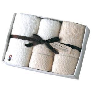 コンテックス ピュアオーガニック フェイスタオル×2・ゲストタオル×2(KFG-5777) j-gift