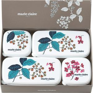 マリ・クレール シール容器4点セット(MC-670)(19ss_234-50) j-gift