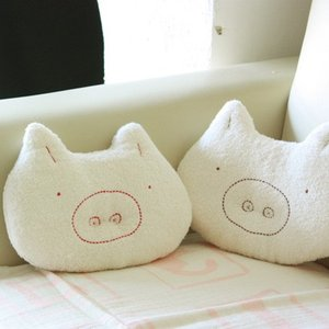 オルネット oh dear!PIGピロー(OGBP049RE-BR) j-gift