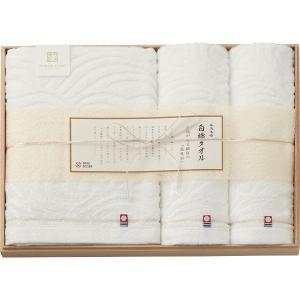 今治謹製 白織タオル(木箱入)SR5039 バスタオル2枚(19ss_18-110)|j-gift