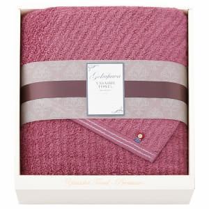 今治タオル 極ふわ やさしいたおる-premium-(YTP-16500)大判バスタオル1枚 ピンク・グレー・グリーン(19ss_4-46/54/62)|j-gift