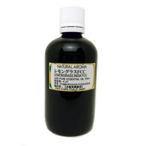 レモングラス105ml エッセンシャルオイル30%引き