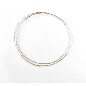 純銀丸線 1.0mmx50cm