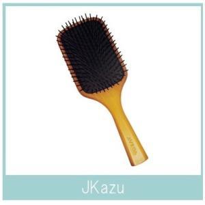 ★ブラシ部分が頭皮に刺激を与えマッサージ効果を高めるヘアブラシです。  ★★ブロードライやスタイリン...