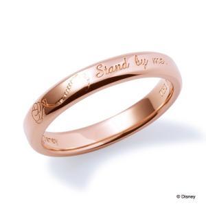 年内不可■ペアリング ディズニー ミニー 指輪 THE KISS シルバー SV925 レディース Stand by me. 私のそばにいて DI-SR1202|j-kimura