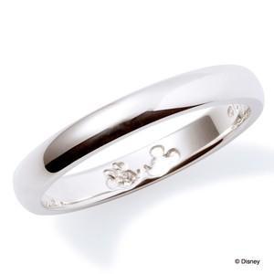指輪 リング ディズニー ミッキー ミニー THE KISS ダイヤモンド シルバー SV925 レディース DI-SR1812DM|j-kimura
