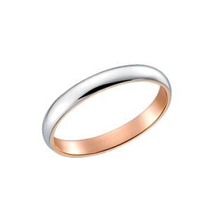 結婚指輪 安い 婚約指輪 マリッジリング ペアリング ホワイトゴールド ピンクゴールドK18WG K18PG製 1本販売   送料無料 コンピュータ刻印 刻印無料|j-kimura