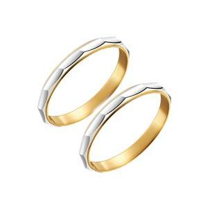 結婚指輪 プラチナ ゴールド ペアリング 安い マリッジリング ルドック  ペア販売 筆記体日本語刻印無料|j-kimura