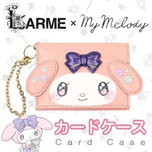 LARME×マイメロディ カードケース|j-one
