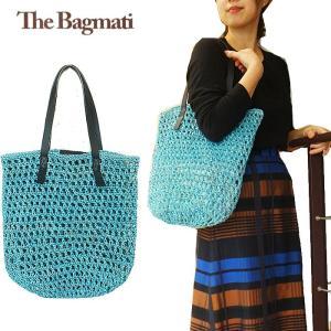 The Bagmati バグマティ マクラメ編み トートバッグ あみ かごバッグ アバカ メッシュバッグ トートバッグ BBK19-04|j-piaplus