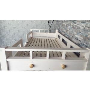 ロフトベッド ピーター 階段 木製 シングル ...の詳細画像3