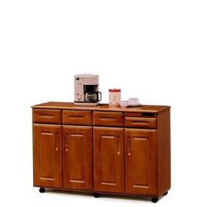 オリビア 120cm幅カウンター 木製 シンプル ダイニングボード 食器収納 食器棚 家電収納 キッチン収納 カップボード キッチンカウンター |j-plan