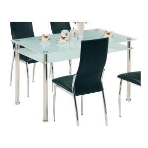 ダイニングテーブル ガラス テーブル KYANKYAN |j-plan