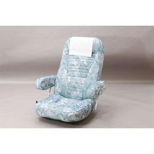 SR-036AG HB肘付き回転座椅子 KWG|j-plan