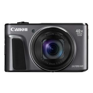 Canon PowerShot SX720 HS(BK) /ブラック|j-pre