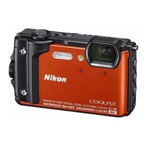 Nikon COOLPIX W300 /オレンジ|j-pre