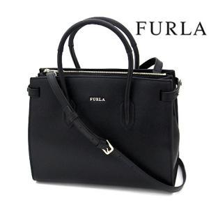 FURLA フルラ B30 942235 PIN S TOTE 2Wayバッグ ハンドバッグ ショルダーバッグ ブラック BLACK|j-sekine2nd