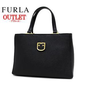 FURLA フルラ アウトレット 1007964 BELVEDERE S ハンドバッグ ショルダーバッグ 2wayバッグ ONYX (ブラック)|j-sekine2nd