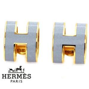 HERMES エルメス H608001F 97 ポップH ピアス アクセサリー パーム×ゴールド|j-sekine2nd