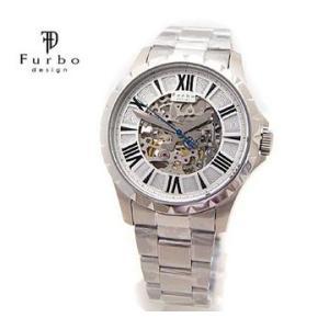 Furbo フルボ F5021SISS メンズ 腕時計 自動巻 シルバーカラー|j-sekine2nd