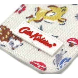 CathKidston キャスキッドソン 595124 Stone キーフォブ/キーリング キーホルダー フォレストアニマルズ ストーン j-sekine2nd 03