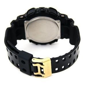CASIO カシオ G-SHOCK GA-110GB-1AJF 腕時計 デジアナ ブラック×ゴールド|j-sekine2nd|03