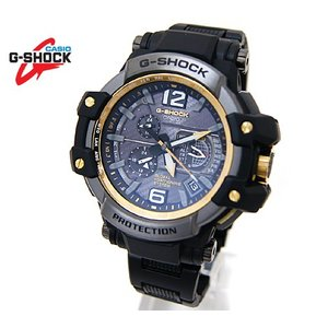 CASIO カシオ G-SHOCK GPW-1000FC-1A9JF SKY COCKPIT 腕時計 ガンメタ×ブラック×ゴールド GPS ハイブリッド電波ソーラー|j-sekine2nd