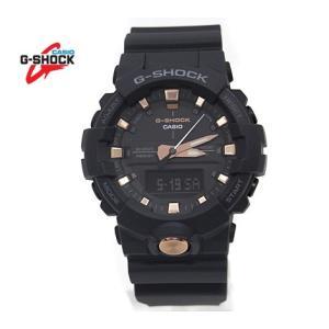 CASIO カシオ G-SHOCK GA-810B-1A4JF 腕時計 アナログ・デジタル ブラック×ローズゴールド|j-sekine2nd