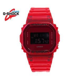 CASIO G-SHOCK DW-5600SB-4JF カシオ Color Skeleton Series カラースケルトン 腕時計 レッドスケルトン|j-sekine2nd